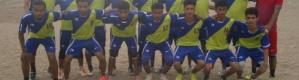اماجد زنجبار يحقق فوزه الأول بهدفين على فريق الصمود في دوري أربعينية الفقيد حسين ناصر عمير بمدينة شقرة