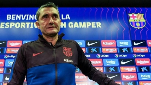 بالأرقام.. برشلونة يسرد أسباب إقالة فالفيردي