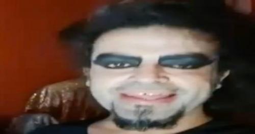 """سلطات الامن تلقي القبض على""""أبليس"""" في السعودية .. صورة"""