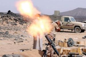 """آخر التطورات العسكرية في ميدان المعارك المشتعلة لجبهة """"نهم"""" حتى الساعة الثالثة فجراً لليوم الجمعة"""