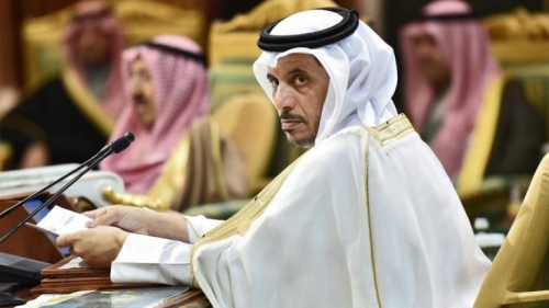 الجيش التركي يتسبب في اقالة رئيس وزراء دولة قطر