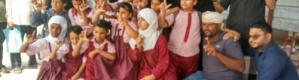 زيارة إعلامية ولقاءات صحفية بجمعية الصم والبكم بحوطة لحج