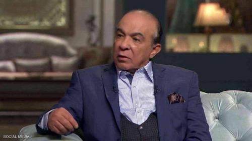 وفاة الفنان المصري هادي الجيار جراء كورونا