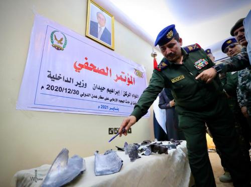 الآن..  شاهد .. اللواء حيدان يكشف تفاصيل الهجوم الإرهابي على مطار عدن