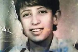 شاهد .. الفنان اليمني فؤاد الكبسي في سن المراهقة