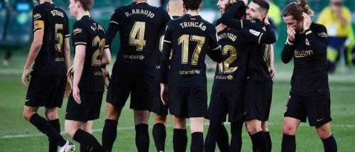 برشلونة ينقل طموحه إلى كأس الملك لإنقاذ موسمه المتواضع.