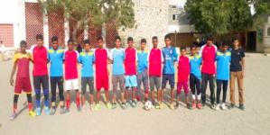 منتخب عقبة يتوج ببطولة دوري مدارس التعليم الأساسي في صيرة