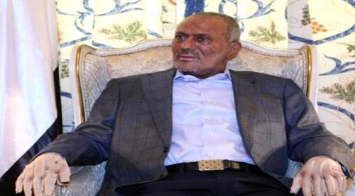 الحوثيون يكشفون بالاسم عن الجهة التي نفذت محاولة اغتيال الرئيس الراحل (صالح) في النهدين