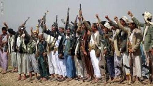 """قبائل حجور تعلن تحرير """"العبيسة"""" بالكامل من الحوثيين"""
