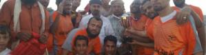 اتحاد أبو حربة يحرز كأس الشهيد طماح
