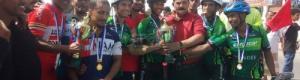 الوحدة يتوج بطلا لدراجات عدن