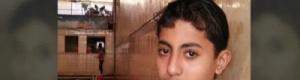 العثور على طفل مشنوق في حمام مطعم وسط مدينة تعز(صورة)