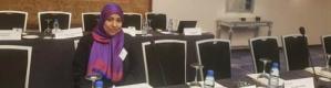 د. هدى باسليم تمثل اليمن في الاجتماع الاقليمي لمنظمة الصحة العالمية ببيروت