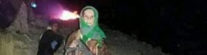 """شاهد المراة الحجورية التي اشعلت  شبكات التواصل الاجتماعي واحرجت الشرعية وارعبت الحوثي """"تفاصيل"""""""
