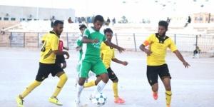 بخسارته من القطن عينات يودّع بطولة كأس اتحاد قدم حضرموت الوادي