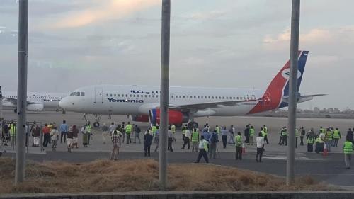 مدير عام مطار عدن يوضح حقيقة و صول 95 مسافرا من الصين إلى عدن