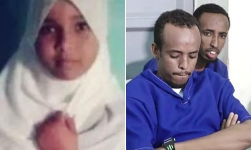 إعدام علني لشابين اغتصبا طفلة في الصومال