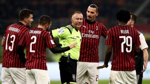 اعرف السبب الغريب الذي سيغيب بسببه  إبراهيموفيتش عن مواجهة رونالدو بكاس ايطاليا