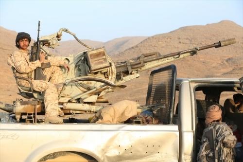 قيادي في الجيش الوطني يكشف تفاصيل مستنقع الجوف والتكتيك الجديد