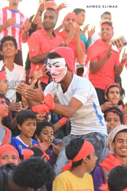 التضامن يعبر شباب عيدان ويضرب موعدا مع الهلال في نهائي كأس شبوة لكرة القدم