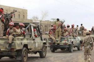 الكشف عن انسحاب الوية بكامل قوامها من جبهة نهم صنعاء بسبب وزارة الدفاع الشرعية