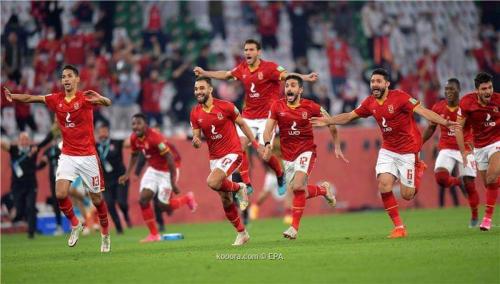 صلاح ومعلول  والاهلي الافضل في استفتاء العربي للصحافة الرياضية