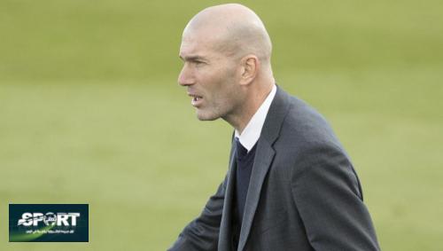 زيدان ينفجر بسبب الإصابات في ريال مدريد.