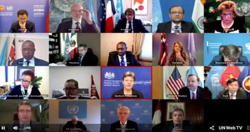 إحاطة المبعوث الخاص للأمين العام للأمم المتحدة إلى اليمن