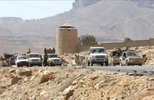 بيان حوثي يتحدث عن انتصارات شرق وغرب مأرب وقرب سيطرة على منفذ الوديعة بين اليمن والسعودية