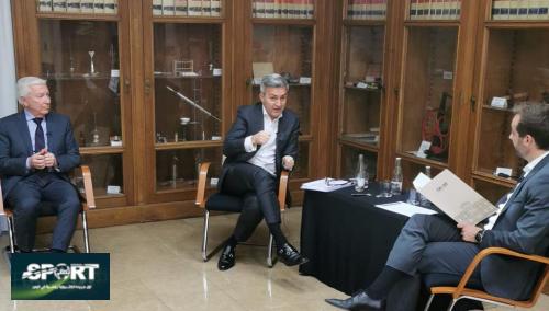 فيكتور فونت يقدم 3 حلول ابتكارية لأزمة برشلونة الاقتصادية