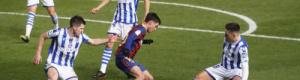 تحديد موعد مباراة برشلونة وريال سوسيداد