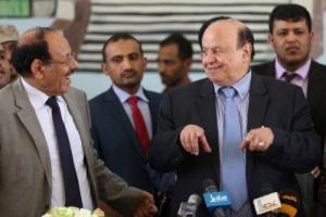كيف رد هادي ونائبه الاحمر على مقترح عبدالعزيز جباري