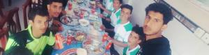 فريق ثانوية ذي ناخب في رحلة ترفيهيه إلى العاصمة الجنوبية عدن