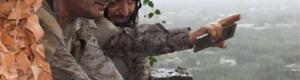 قائد قوات التحالف  الفريق الركن / الأمير فهد بن تركي آل سعود يظهر في الخطوط المتقدمة بصعدة اليمنية