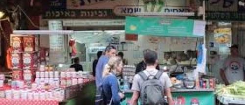 افتتاح معطم ( الزعيم ) العربي في اسرائيل تكريما له