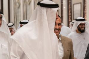 """الامارات تطالب السعودية برفع العقوبات عن """"أحمد علي عبدالله صالح"""" و""""محمد بن سلمان"""" يشترط.. ما هو شرطه؟"""