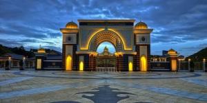 """صحيفة الاتحاد الإماراتية تكشف عن وضع السلطان و زوجتة في الحجر الصحي .. بعد أصابة 7 من """"قصر الحكم"""" !"""