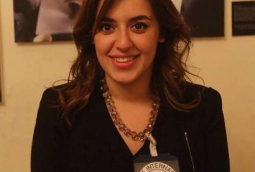 """يارا خواجة: اليمنيين """"يشتون""""  العيش بسلام !"""