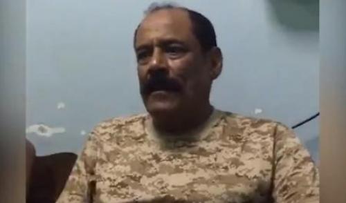 اللواء ثابت جواس يتحدث عن انتفاقية سرية لاسقاط مديريات الضالع الشمالية بيد الحوثي