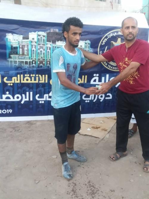 تواصل منافسات بطولة الهوكي الرمضانية عدن