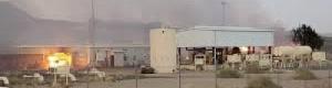 صواريخ الحوثي تطال اهم منشاة نفطية يمنية في مارب