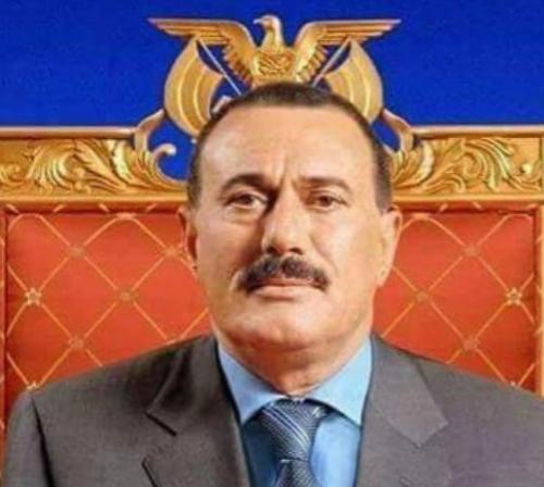 شاهد بالفيديو.. فضيحة شاعر الرئيس علي عبدالله صالح