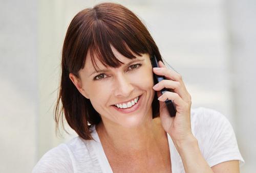 علامات مراهقة المرأة في سن الأربعين