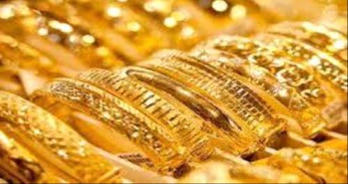 اسعار الذهب في الأسواق المحلية بالمحافظات المحررة اليوم