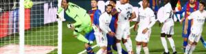 بالصور: ريال مدريد يقفز للصدارة على أكتاف برشلونة