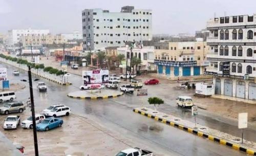 عمل تخريبي متعمد يفجر محطة الاكسيجين بمستشفى مدينة عتق عاصمة شبوة
