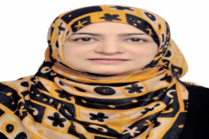 من هي المرأة اليمنية التي اختارتها الصحة العالمية ضمن لجنة فريق الخبراء الدوليين ؟ ( الاسم و الصورة )