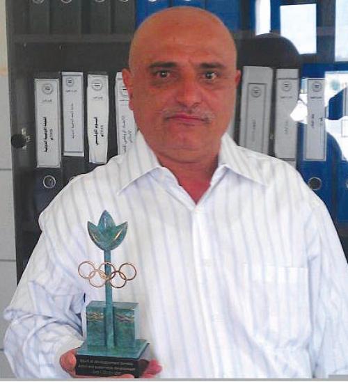 الحزن يغلف الرياضة اليمنية برحيل وكيل قطاع الرياضة خالد صالح
