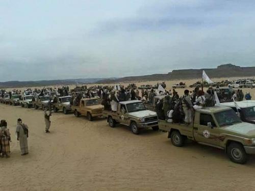 قبائل يمنية تنصب شيخ مشائخ جديد
