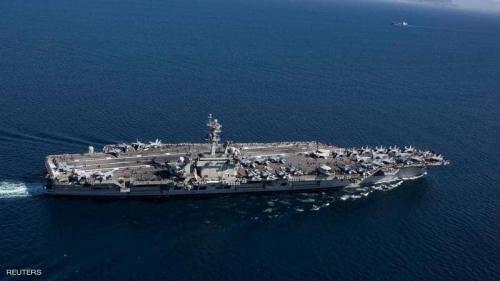 نيويورك تايمز: صور صواريخ حركت القوات الأميركية ضد إيران